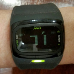 Current SA Rsearch HR Monitor wrist device image 250 x 250