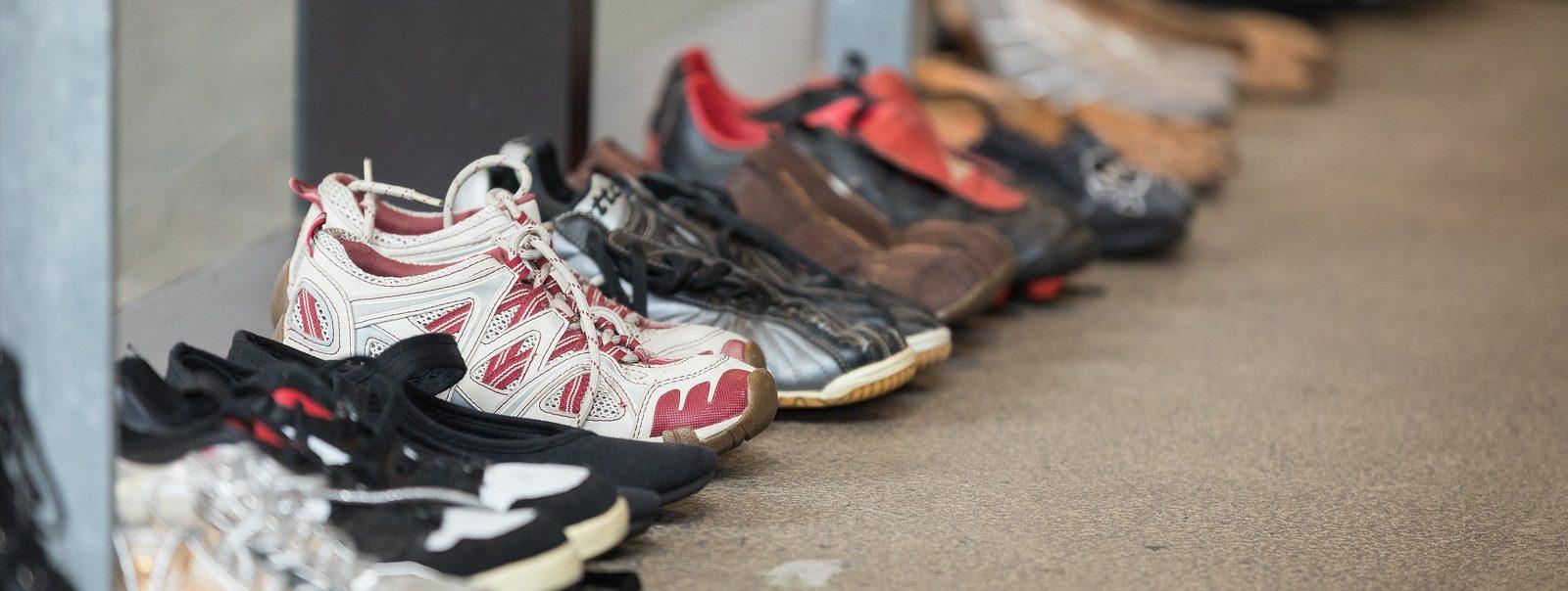 Unrest shoes